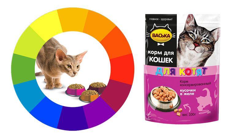Кормление кошек. Сбалансированный корм для кошки