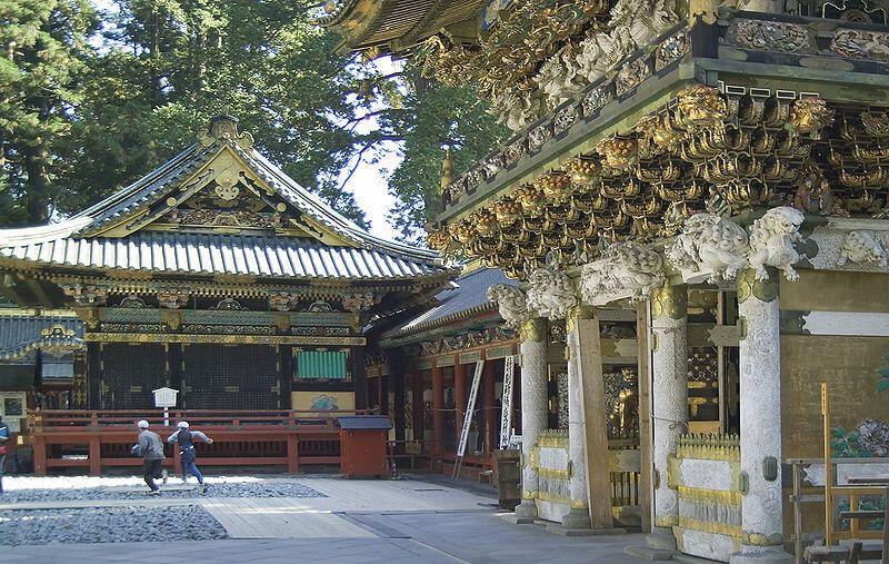 Храм Тошогу - Япония