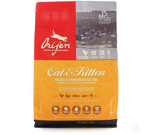 Корм для кошек Orijen Cat