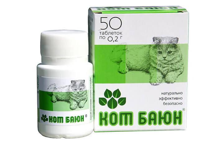 Кот Баюн для кошек