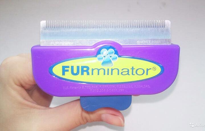 Фурминатор для груминга