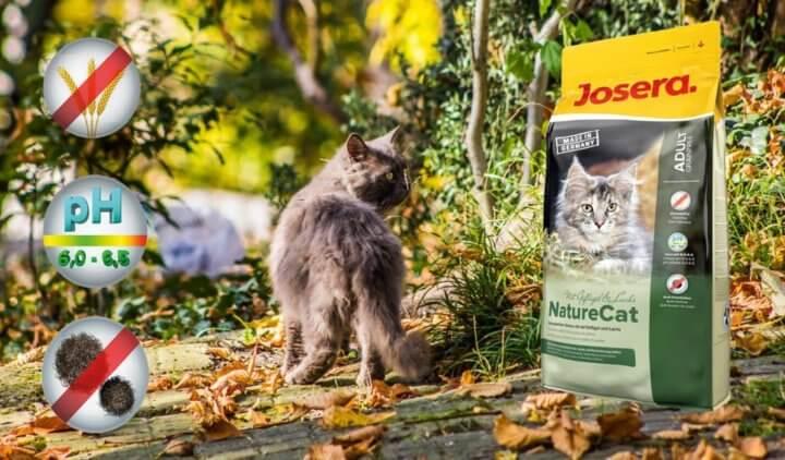 Josera (Джозера) - питание для кошек