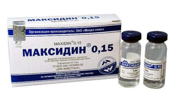 Максидин является уникальным лекарством, стимулирующем иммунную систему